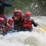 "Coquihalla River Paddle Rafting…….. ""Rambo Run"""