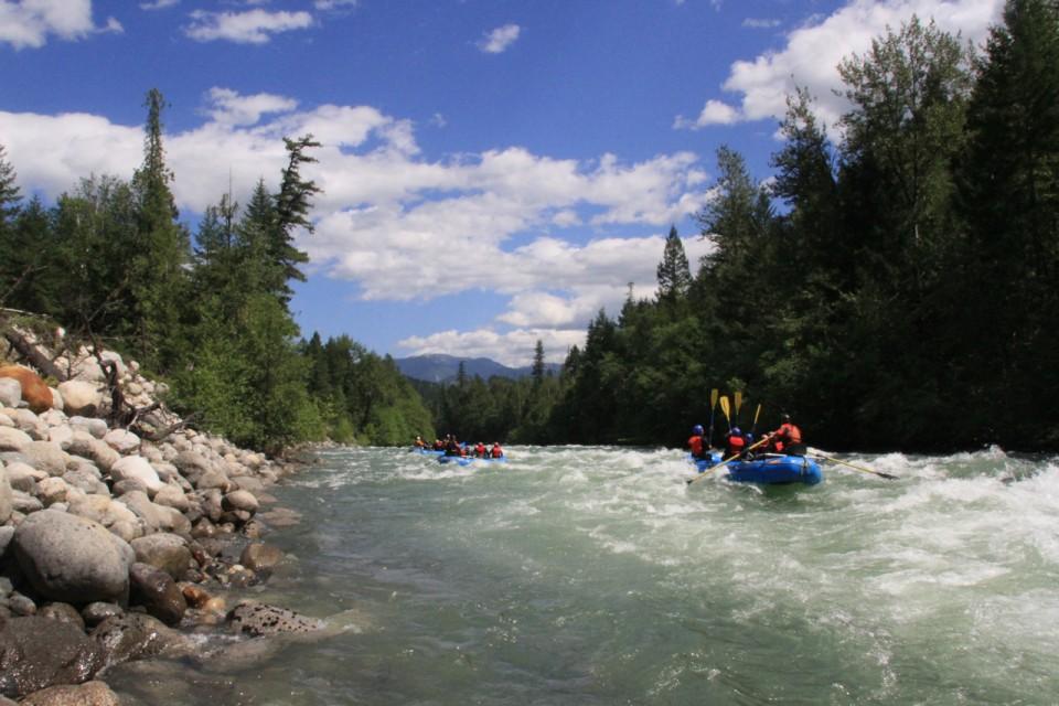 Nahatlatch River BC - 01
