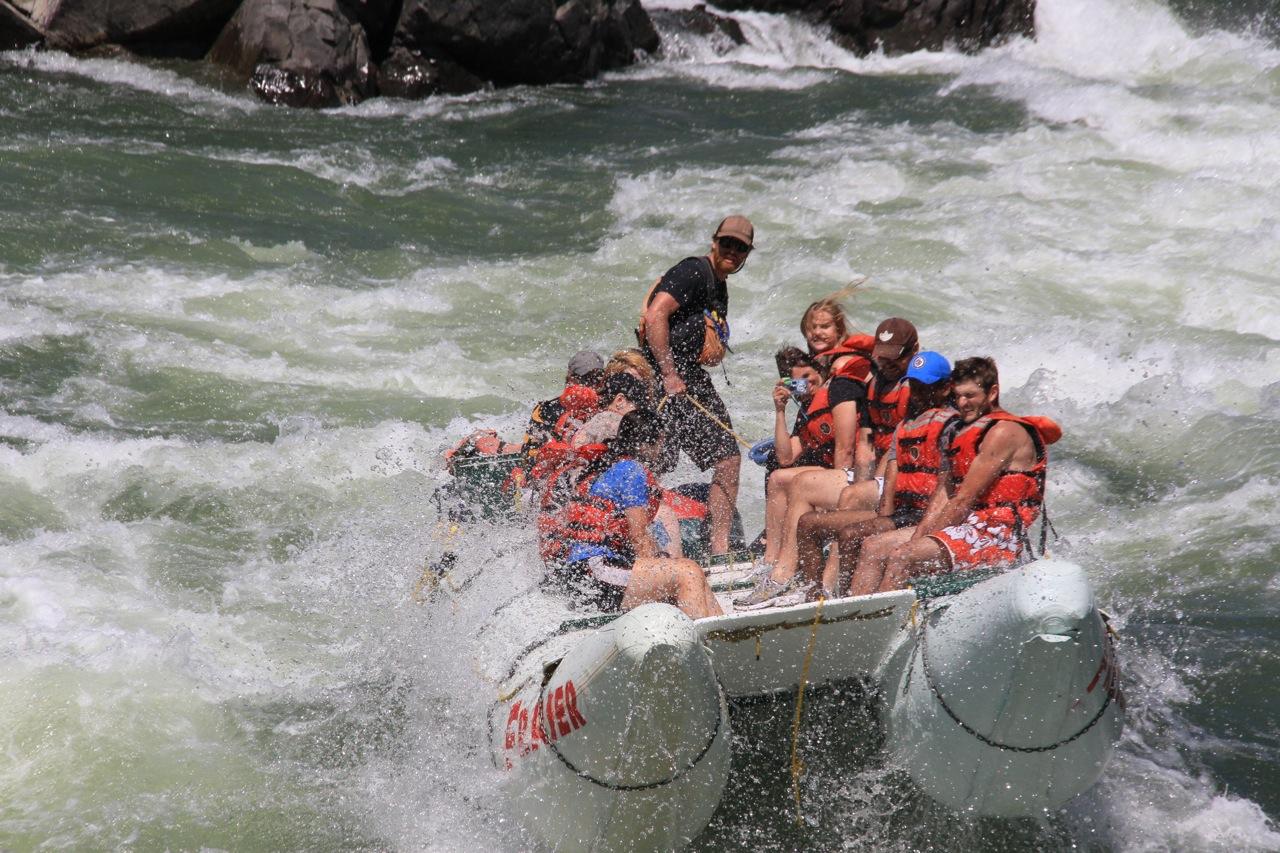 Fraser River Rafting - 04